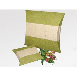 Biodegradable Cremation Ashes Funeral Urn - JOURNEY EARTHURN (Green)